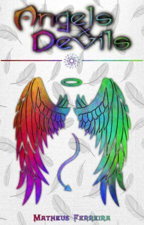 Angels x Devils by Mistterpanda