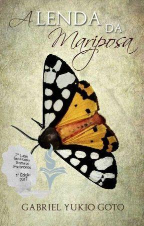 A Lenda da Mariposa by thevainpoetry