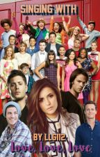 Singing with Love, Love, Love (Book 2 Of My First Love) (Glee Series)  by llg112