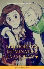 Los Doritos Iluminatis se enamoran?? //MABILL// by nathalia_054