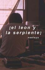 El León y la Serpiente. [Draco/Hermione. Dramione. Harry Potter] by Neeleya