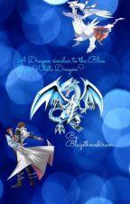 A Dragon similar to Blue eyes White Dragon? (Seto Kaiba x Female! Reshiram OC ) by BlazetheReshiram