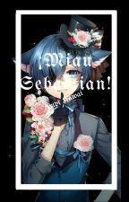 ¡Miau Sebastian! (sebaciel) by lupikawai