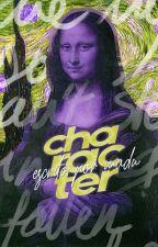 CHARACTER ➹ chang + ki by irenesfleur