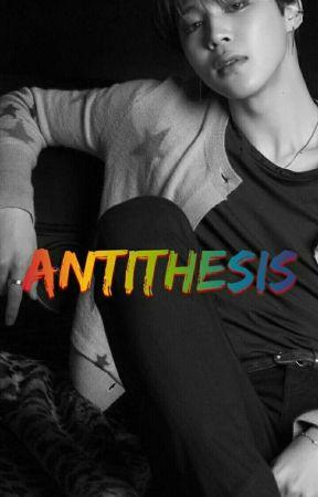 Antithesis : Jikook by AJBengcoGeek