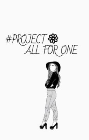 #Project All for One by ProjectAllforOne