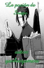 La poción de Snape by abisai27