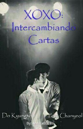 XOXO: Intercambiando Cartas | ChanSoo | Twoo shot by Annna0007