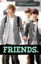 Friends || ChanBaek  by Mitchekiller117