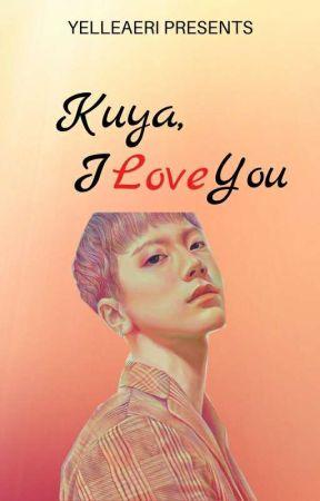 Kuya, I love you.   Ten Leechaiyapornkul by JulietteInBlack