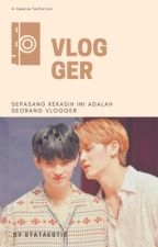 Vlogger +Meanie by sanaether