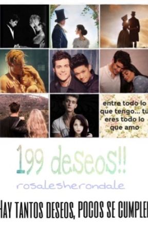 199 deseos by rosalesherondale