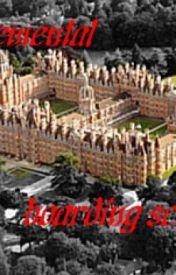 Nyx elemental  boarding school by angelshocker