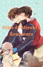 Miyuki Kazuki y Miyuki Eiko. Hijos de Kazuya y Eijun by Miyuki-Brey