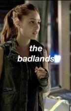 the badlands//reggie mantle by BrewerChantelle