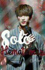 """Solo son hematomas."" |M.S| by -Alixxn"