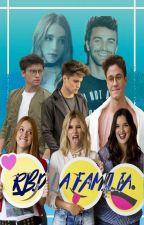 RBD La Familia |Liana y Michaentina| by StoriesQLLAC