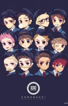 EXO LYRICS + kpop - 2PM - A D T O Y - Wattpad