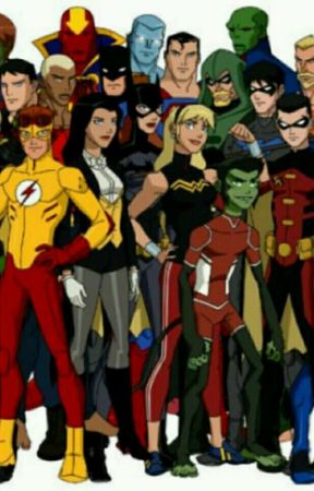 Young Justice Role Playing  by TheFlashEarth1