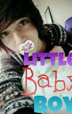 Little Baby Boy. [Pausada]  by NightmareNyaru2001