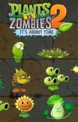 Plants vs Zombies Stories