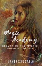 Magic Academy: School of Sorcery and Magic by erexuscarlo
