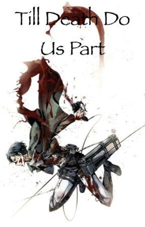 Till death do us part (Levi x reader by Lillfred594