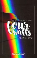 four walls. // prinxiety  by romanscrofters
