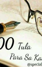 100 Tula Para Sa Kanya by special_aaaa