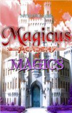 Magicus: Academy of Magic by nyxapollox