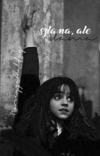 szlama, ale dama | dramione ✔️ (W trakcie poprawek) by NarcyzaMalfoy