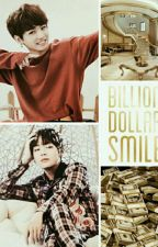 Billion dollar smile | vkook by clover_kate
