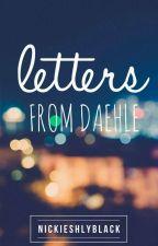 Letters From Daehle by NickieshlyBlack