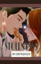 Stolen Kiss by darkwitch_pcd