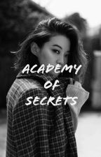 Academy of Secrets by Maxwell981