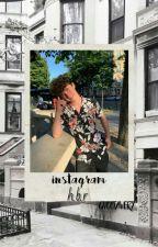 instagram || h.r by bitchindevries