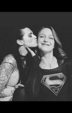 Kara and Lena- Supercorp by GreenB98
