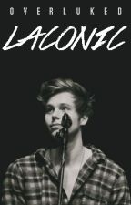 laconic ↦ luke hemmings {au} by overluked