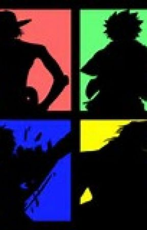 Guess the anime Character  by JasonEast