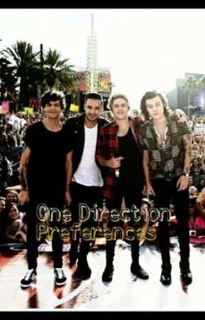 One Direction Preferences - Kisses at the door - Wattpad