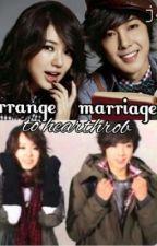 arrange marriage to  mr.hearthrob ♡♥♡ by siLentLhub