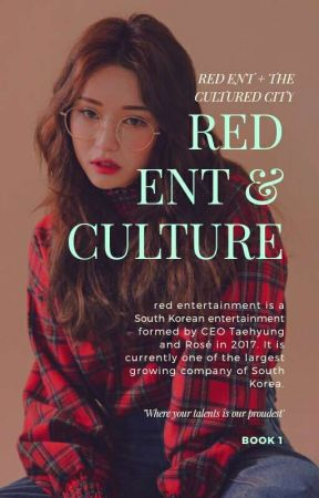 RED ENTERTAINMENT || OPEN af° by aaextheticx
