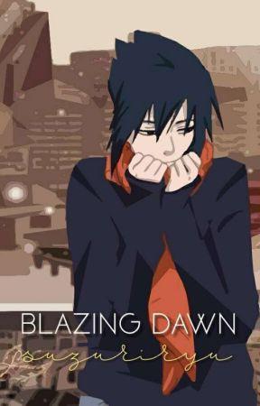 Blazing Dawn - Sasuke X Reader (Modern AU + Lemon) - Heat of