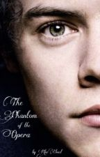 The Phantom of the Opera // Larry Stylinson (au) by RlueCloud