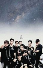 Exo X Reader by TenshiFairy
