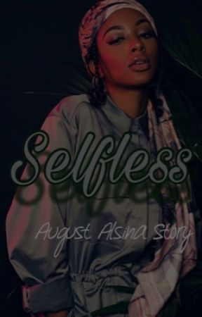 Selfless|| August Alsina by issabeautyy