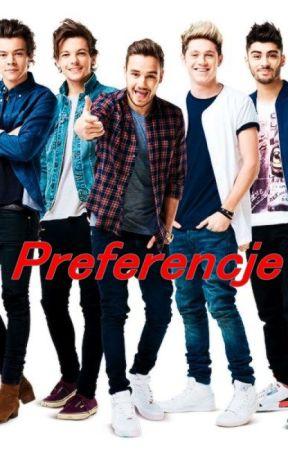 Preferencje | One Direction | by Ciasna__Dupa__Horana