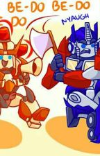 {TRANSFORMERS X READER ONESHOTS} {DISCONTINUED} by MariselaDusk