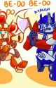 {TRANSFORMERS X READER ONESHOTS}  by FloatingSpaceTrash