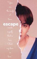 escape »yoonkook ✓ by sleepftyoongi